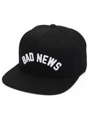 Men - Bad News Snapback Cap