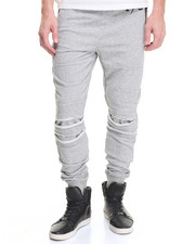 Men - Grid Iron Fleece Jogger