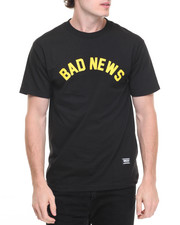 Men - Bad News Tee
