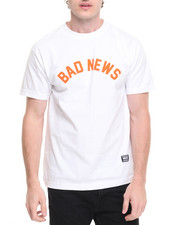 Men - Bad News Tee