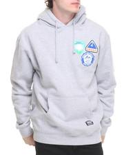 Men - Park Badges Pullover Hoodie