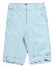 Boys - ELITE LINEN SHORTS (8-20)