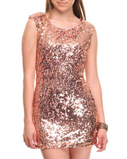 Fashion Lab - Becca Bodycon Sequins Dress