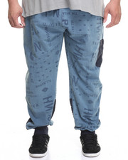 Big & Tall - Indigo Sweatpant (B&T)