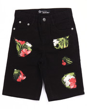 Akademiks - RIP & REPAIR TROPICAL SHORTS (8-20)