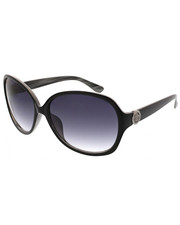 Accessories - Wrapped Hinge Round Textured Sunglasses