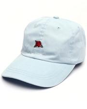 Buyers Picks - Rose Strapback Dad Cap