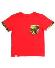 Akademiks - TROPICAL POCKET TEE (4-7)
