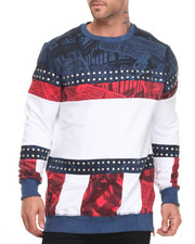 Heritage America - Blocked Sweatshirt