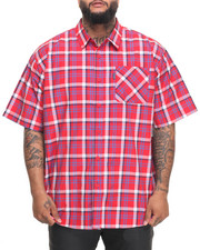 Rocawear - Pattern 06 S/S Button-down (B&T)