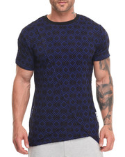 Men - Pieced Scoop T-Shirt
