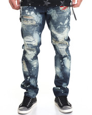 Jeans & Pants - Distressed Denim Jean