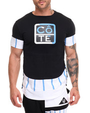 Men - Cote Scoop S/S T-SHIRT