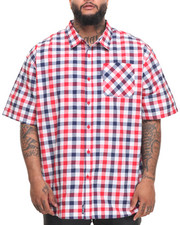 Rocawear - Pattern 03 S/S Button-down (B&T)