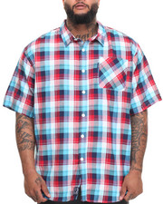 Rocawear - Pattern 04 S/S Button-down (B&T)