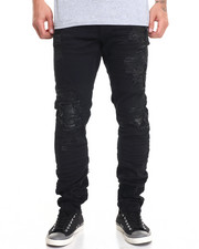 Jeans & Pants - Distressed Denim Jeans