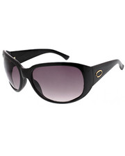 Accessories - Rounded Square Metal Inlay Sunglasses