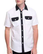 Enyce - Accent S/S Button-Down