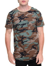 Shirts - Camo Original Long Tee