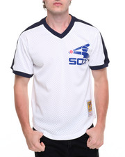Jerseys - Chicago White Sox Carlton Fisk Authentic Batting Practice Jersey
