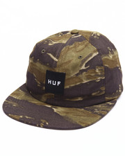 HUF - Tiger Camo 6 Panel Cap