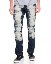 Jeans & Pants - ROCK STUD DENIM JEANS