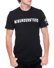 Men - Misunderstood Core Enlongated T-Shirt