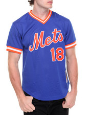 Jerseys - New York Mets Darryl Strawberry Authentic Batting Practice Jersey