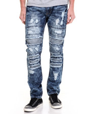 Buyers Picks - Cut & Sew Rip & Tear Jean