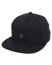 HUF - Metal Circle H Strapback Cap