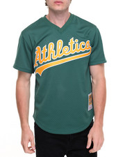 Jerseys - Oakland Athletics Rickey Henderson Authentic Batting Practice Jersey