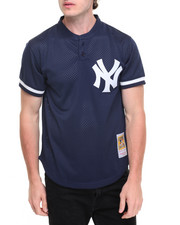 Jerseys - New York Yankees Don Mattingly Authentic Batting Practice Jersey