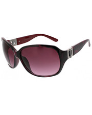 Accessories - Square Vented Buckle Hinge Temple Sunglasses
