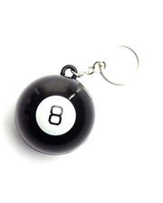 HUF - 8 Ball Keychain