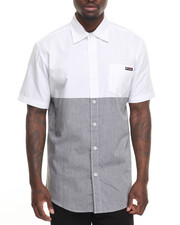Enyce - Two Tone S/S Button-Down