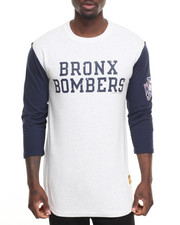 Mitchell & Ness - New York Yankees MLB Extra Out 3/4 Sleeve Tee