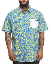 Enyce - Throwback S/S Button-Down (B&T)
