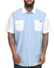 Enyce - Chambray S/S Button-Down (B&T)