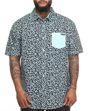 Men - Throwback S/S Button-Down (B&T)