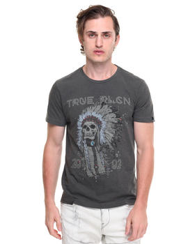True Religion - 4th Ave Headdress Tee