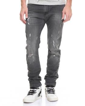 Men - Thavar 0673P - Skinny Indigo Jean