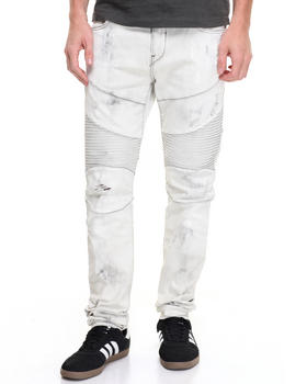 True Religion - Rough Street Rocco Moto Jean