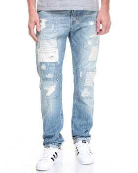 True Religion - Method Patchwork Dean Jean