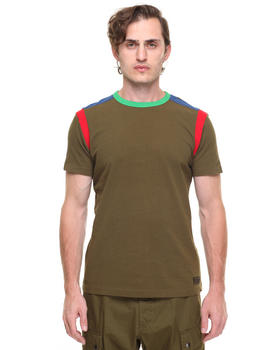T-Shirts - T-Brando Colorblock Tee