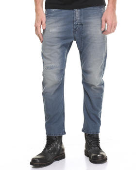 Denim - Narrot 0672L - Drop Crotch Jean