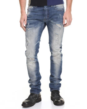 Denim - Thavar 0850R -Skinny Distressed Jean