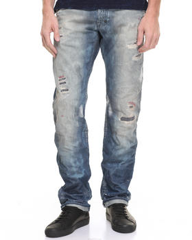 Denim - Pangaroo Rose Tint Barracuda Reg Fit Jean