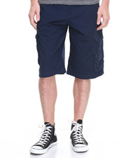 Shorts - Belted Ripstop Cargo Short