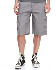 Enyce - Belted Bedford Cord Cargo Short