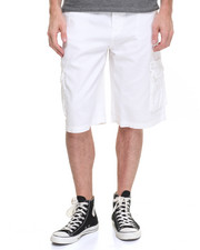 Enyce - Belted Pinfile Cargo Short